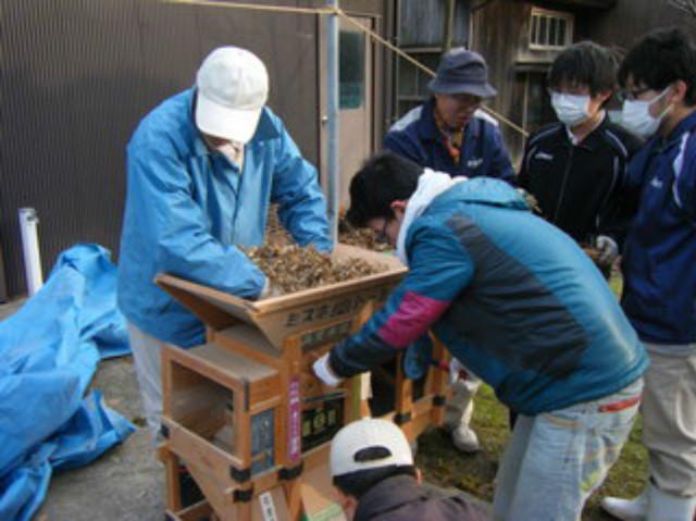 長江米エコ栽培グループ9